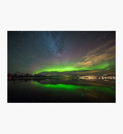 Aurora Bow Photographic Print