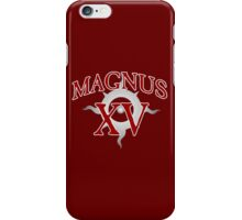 Magnus the Red - Sport Jersey Style iPhone Case/Skin