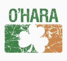 O'Hara Surname Irish T-Shirt