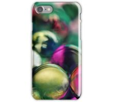 A Meeting of Marbles iPhone Case/Skin