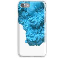 Blue Ink Still iPhone Case/Skin