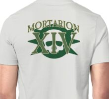 Mortarion - Sport Jersey Style Unisex T-Shirt