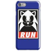 Sonic Run iPhone Case/Skin