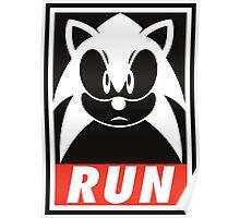 Sonic Run Poster