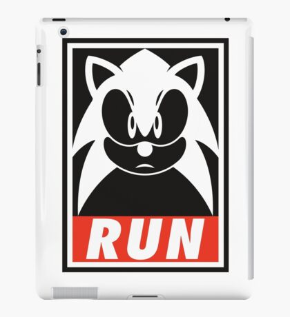 Sonic Run iPad Case/Skin