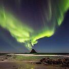 Aurora volcano by Frank Olsen