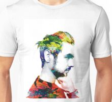 Jacksepticeye in Color Unisex T-Shirt