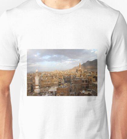 Old Sana'a Unisex T-Shirt