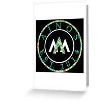 AINOS Origin  Greeting Card