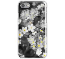 Bouton doré - Gold Style iPhone Case/Skin