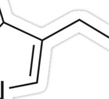Psychedelic Molecule DMT Sticker