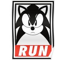 Sonic Run 2 Poster