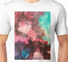 Driving into space Unisex T-Shirt
