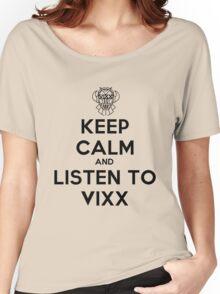 listen to vixx Women's Relaxed Fit T-Shirt