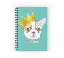 The Notorious D.O.G.  Spiral Notebook