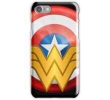 Wonder women 3 iPhone Case/Skin