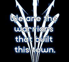Warriors blue team by RedSolar