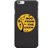 Boo from the crew iPhone Case/Skin