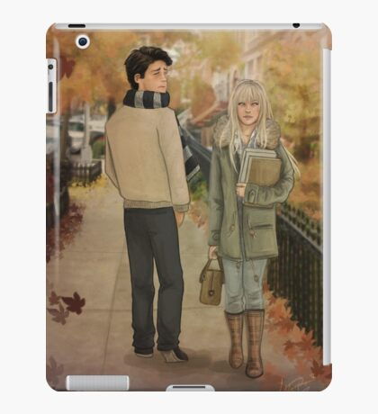 Now you're just somebody that I used to know iPad Case/Skin