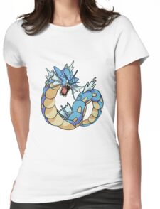 poke 2 Womens Fitted T-Shirt