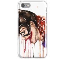Bat Girl - Joker iPhone Case/Skin