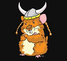 The Mighty Viking Hamster Unisex T-Shirt