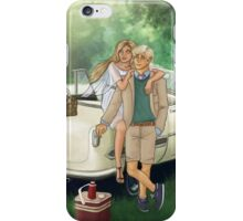 It's the tale as old as time iPhone Case/Skin