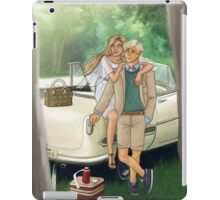 It's the tale as old as time iPad Case/Skin