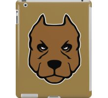 American Pit Bull Terrier pitbull chien dog iPad Case/Skin