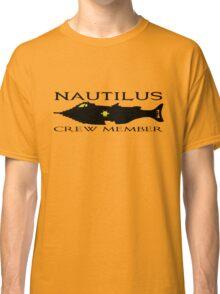 20,000 Leagues Under the Sea - Nautilus  Classic T-Shirt