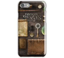 Fantastic beasts 5 iPhone Case/Skin