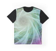 Abstract Whirlpool Diamond 2 Graphic T-Shirt