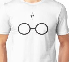 Harry Potter Glasses Unisex T-Shirt