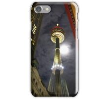 Sydney Tower by Night iPhone Case/Skin