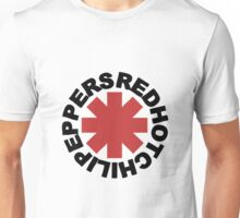 red hot chili peppers 5 Unisex T-Shirt