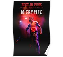 Micky Fitz Poster