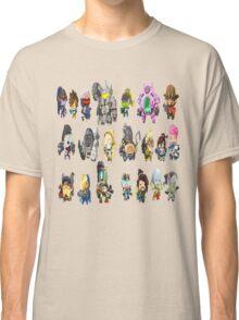 OVERWATCH HEROES Classic T-Shirt