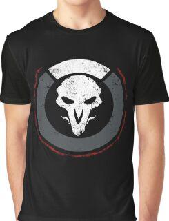 OVERWATCH REAPER Graphic T-Shirt