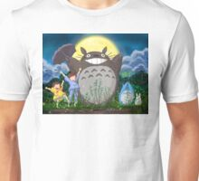 My Neighbor Totoro - Moonlit Dance Unisex T-Shirt