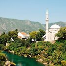 Mostar by jojobob