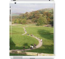Bolton Abbey, North Yorkshire, UK iPad Case/Skin