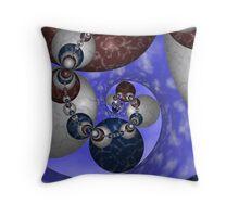 Schottky's World 22 Throw Pillow