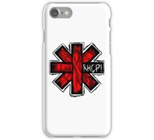 rhcp 2 iPhone Case/Skin