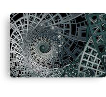 Sierpinski's Lattice I Canvas Print