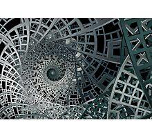 Sierpinski's Lattice I Photographic Print
