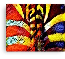 A Tail of Yarn Canvas Print