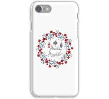 Holiday Hipster iPhone Case/Skin