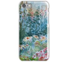 By the Kitchen Window iPhone Case/Skin