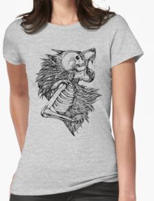 Lilith's Brethren Inks Womens Fitted T-Shirt