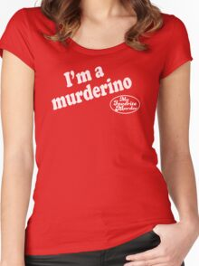 I'm A Murderino Women's Fitted Scoop T-Shirt